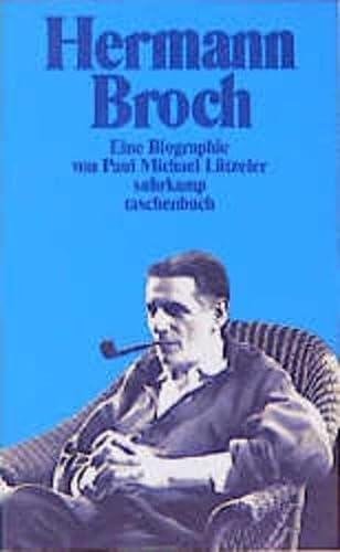9783518380789: Hermann Broch: Eine Biographie (suhrkamp taschenbuch)