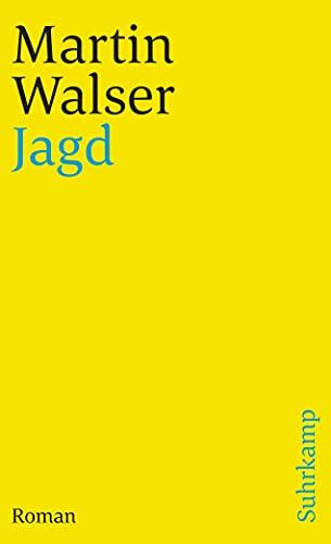 9783518382851: Jagd: 1785