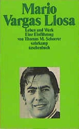 9783518382899: Mario Vargas Llosa: Leben und Werk : eine Einführung (Suhrkamp Taschenbuch) (German Edition)