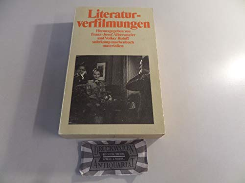 LITERATURVERFILMUNGEN: Albersmeier, Fanz-Josef / Volker Roloff (Hrsg.)