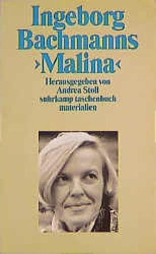9783518386156: Ingeborg Bachmanns