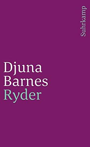 9783518386767: Ryder