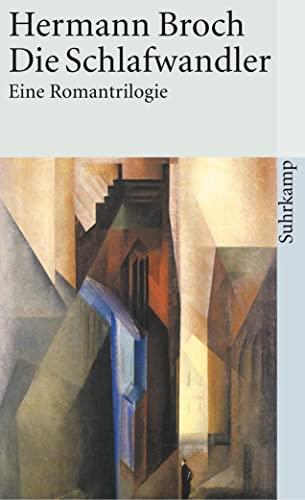 9783518388631: Die Schlafwandler (German Edition)