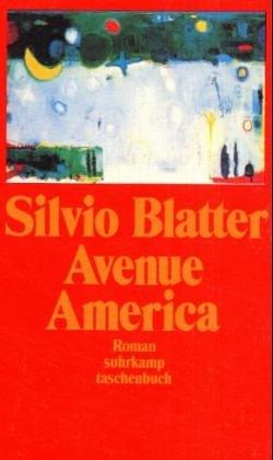 9783518388884: Avenue America