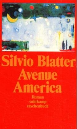 9783518388884: Avenue America.
