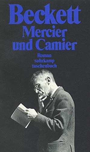 Mercier und Camier: Mercier und Camier. Roman: Samuel Beckett
