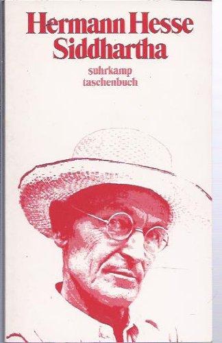 Siddhartha. Eine indische Dichtung: Hermann Hesse