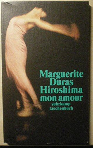 9783518390337: Hiroshima mon amour. Filmnovelle
