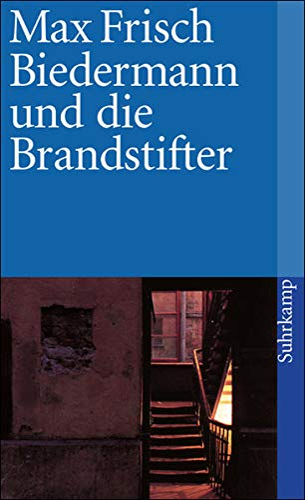9783518390450: Biedermann Und Die Brandstifter (German Edition)