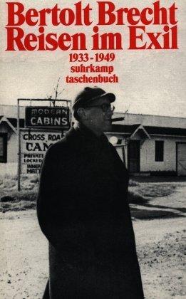 9783518390559: Reisen im Exil : 1933 - 1949.