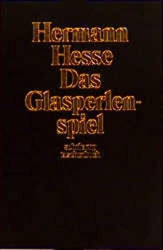 Das Glasperlenspiel.: Hermann Hesse