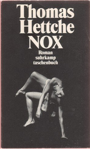 9783518391358: Nox. Roman