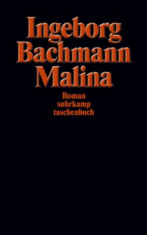 9783518392003: Malina. Roman.