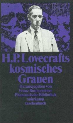 9783518392331: H.P. Lovecrafts kosmisches Grauen (Phantastische Bibliothek)
