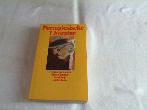 9783518392706: Portugiesische Literatur
