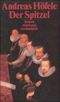 9783518394151: Der Spitzel : Roman.;