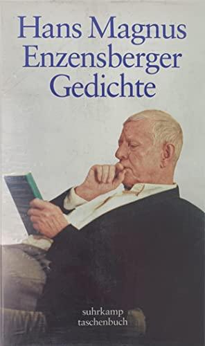 9783518395479: Gedichte: Verteidigung der Wölfe / Landessprache / Blindenschrift / Die Furie des Verschwindens / Zukunftsmusik / Kiosk