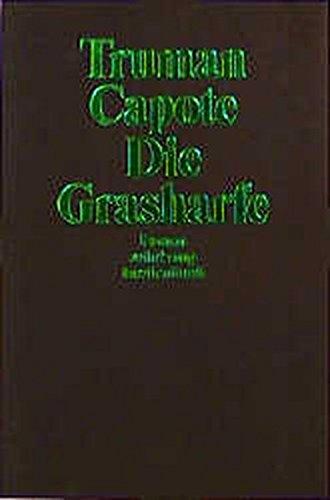 Die Grasharfe. (9783518396353) by Truman Capote; Birgit Krückels