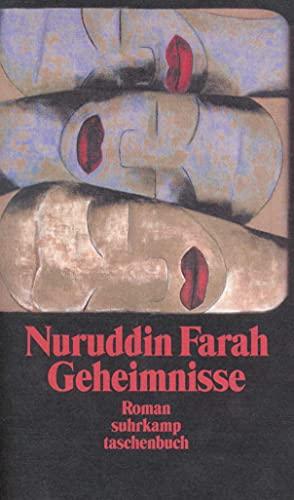 Geheimnisse : Roman. Aus dem Engl. von Eike Schönfeld, Suhrkamp-Taschenbuch: Farah, Nuruddin: