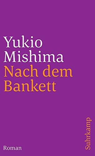 Nach dem Bankett. (9783518398173) by Yukio Mishima