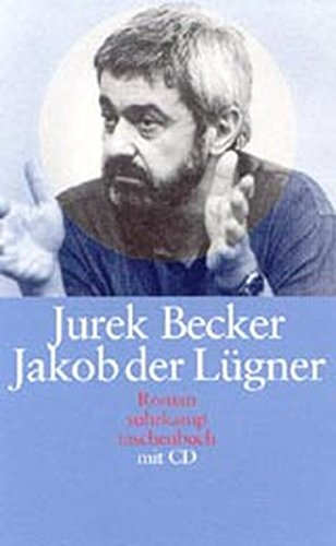 9783518398494: Jakob der L�gner, m. Audio-CD;