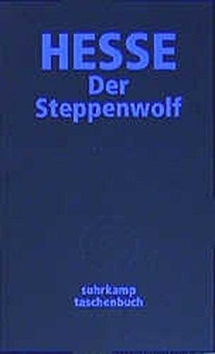 Der Steppenwolf (Taschenbuch) von Hermann Hesse (Autor): Hesse, Hermann