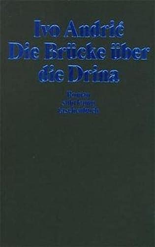 9783518399606: Die Brücke über die Drina