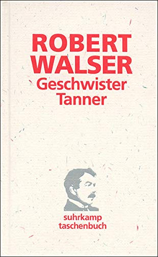 9783518399828: Geschwister Tanner