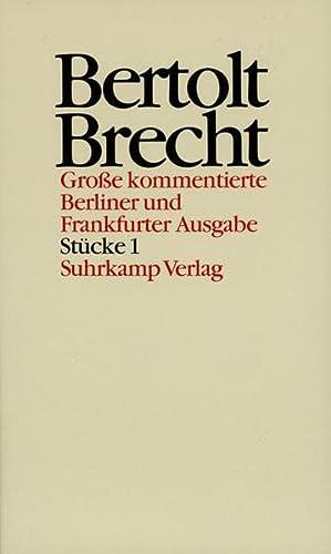 Werke. Große kommentierte Berliner und Frankfurter Ausgabe. (3518400002) by Bertolt Brecht; Werner Hecht; Jan Knopf; Werner Mittenzwei