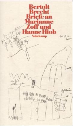 9783518402221: Briefe an Marianne Zoff und Hanne Hiob