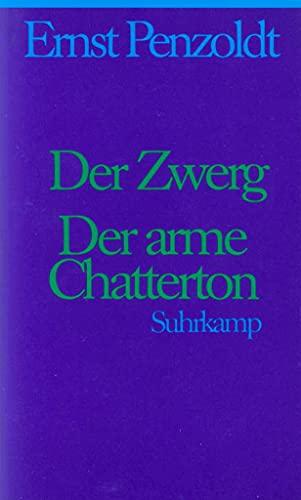 Gesammelte Schriften in sieben Bänden: Ernst Penzoldt