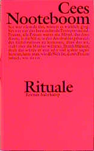Rituale: Cees Nooteboom