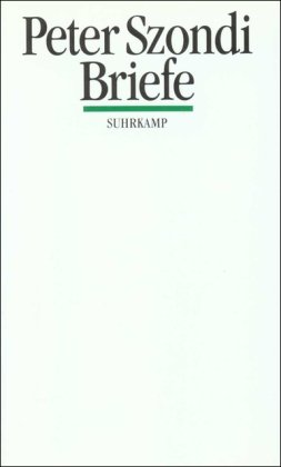 9783518405246: Briefe (German Edition)