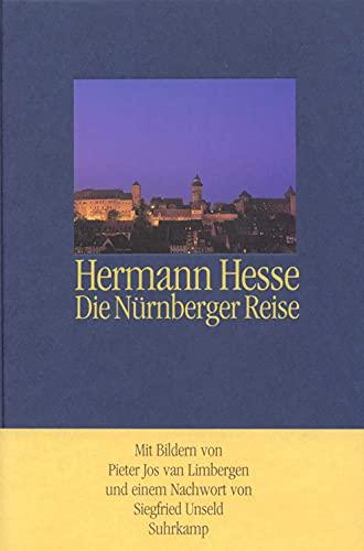 9783518406021: Die Nürnberger Reise