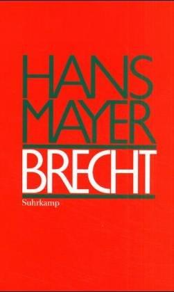 Brecht.: Mayer, Hans