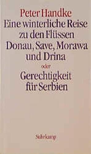 9783518407905: Eine Winterliche Reise (German Edition)