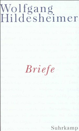 9783518410691: Briefe (German Edition)