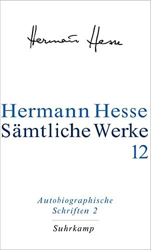 Samtliche Werke (Book): Hermann Hesse