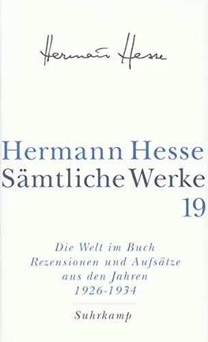 Die Welt im Buch 4: Hermann Hesse