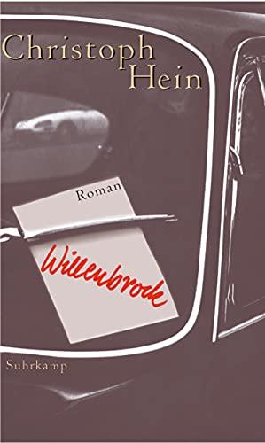 9783518411551: Willenbrock (German Edition)