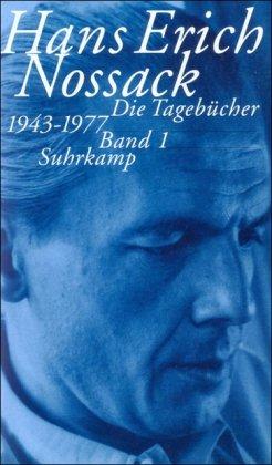 9783518412619: Die Tagebücher 1943 - 1977. Sonderausgabe