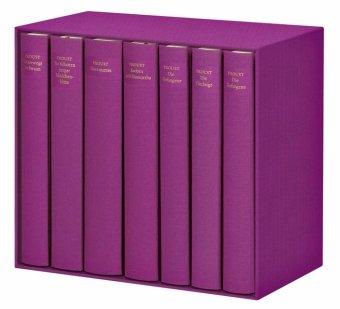 9783518413852: Auf der Suche nach der verlorenen Zeit. 7 Bände.