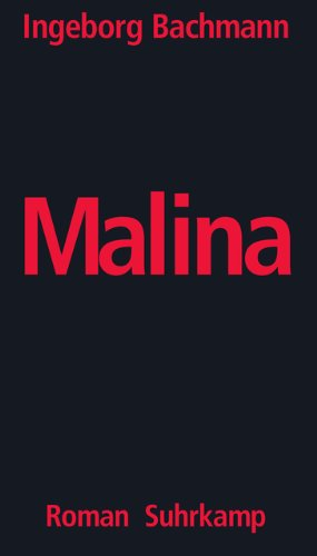 9783518417706: Malina