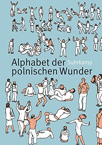9783518419335: Alphabet der polnischen Wunder