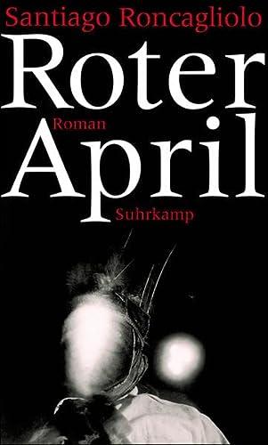 9783518419649: Roter April