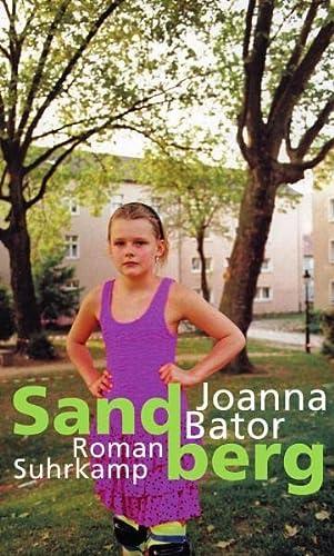 Sandberg. Roman - signiert - Bator, Joanna