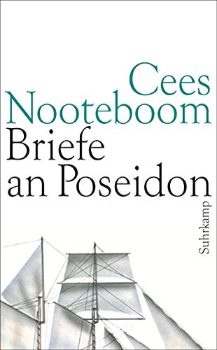 9783518422946: Briefe an Poseidon
