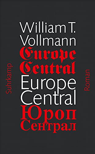 9783518423684: Europe Central