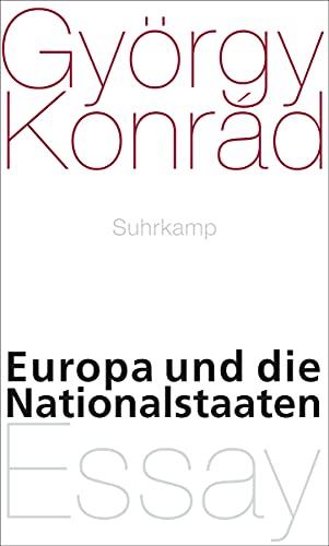 9783518423714: Europa und die Nationalstaaten