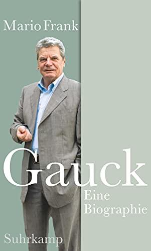 9783518424117: Gauck: Eine Biographie